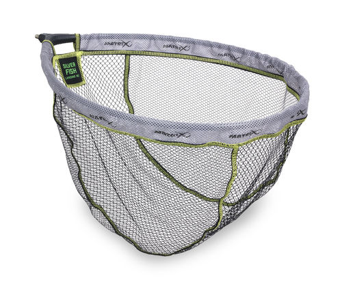 Matrix Silver Fish Landing Net 50x40cm