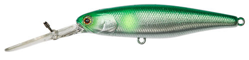 Illex Super DD Squirrel 79 SP Green Back Silver